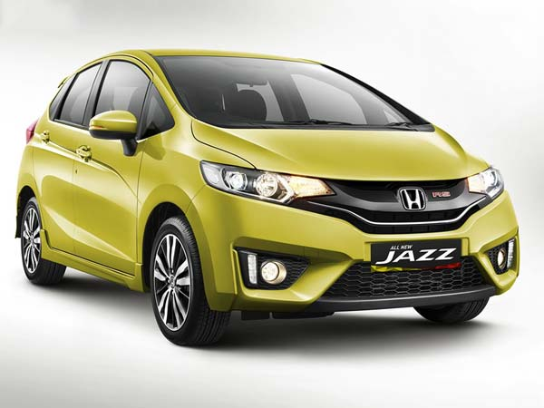 honda jazz rs debut most likely at 2016 auto expo drivespark. Black Bedroom Furniture Sets. Home Design Ideas