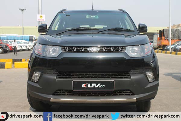 kuv100 annual sales