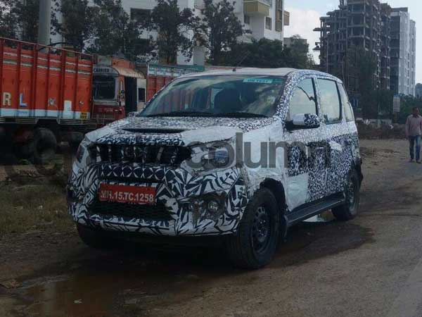 Mahindra Quanto Or The Mahindra Cresto/Canto Facelift Spied
