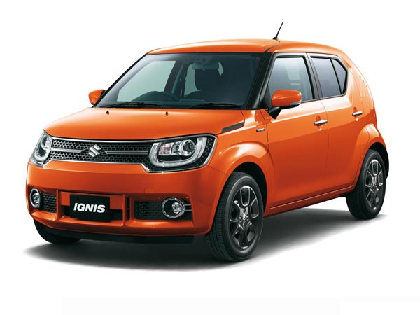 Maruti Suzuki Ignis 's features and specifications revealed