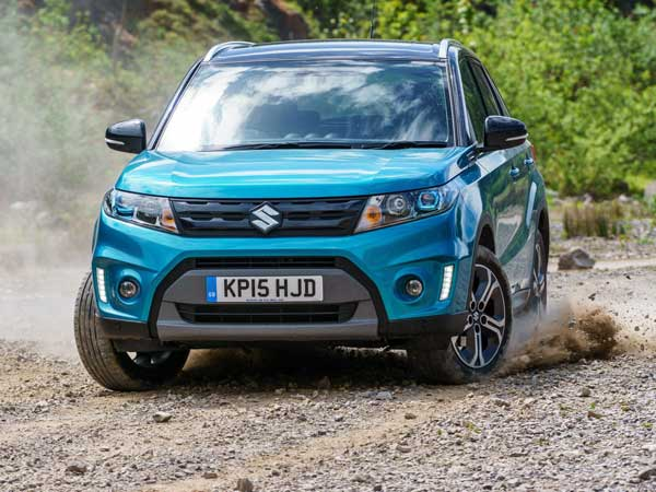 vitara brezza will be available only with a diesel engine