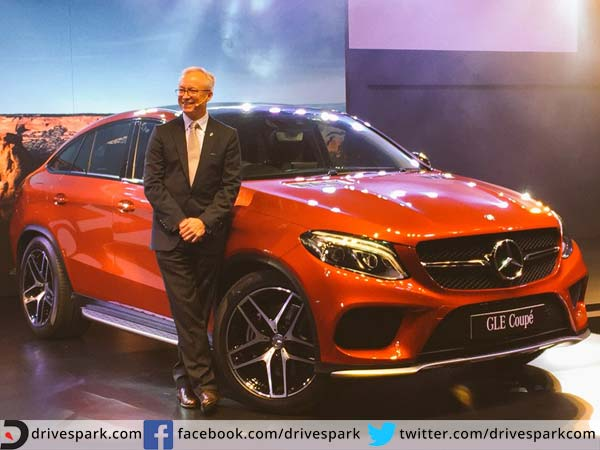 mercedes benz gle 450 amg launched in india