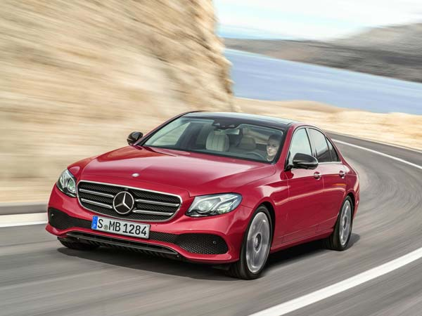 mercedes benz new products in india