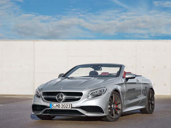 mercedes s 63 amg cabriolet edition 130 front profile
