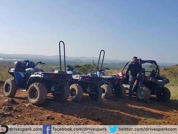 polaris atv lineup