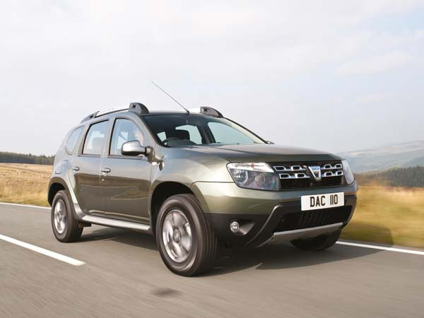 renault new duster production