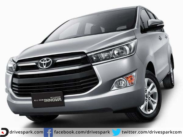 toyota new innova debut at auto expo 2016
