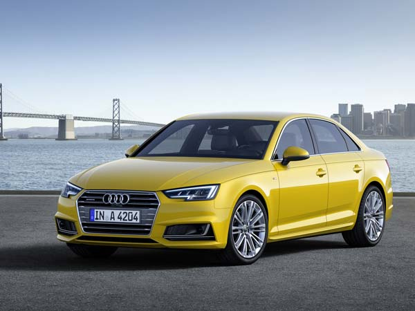 upcoming vehicle launches in india audi a4