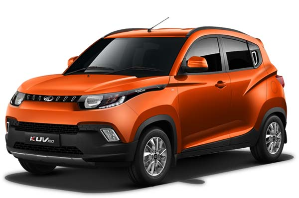 upcoming vehicle launches in india mahindra kuv100