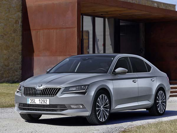 upcoming vehicle launches in india skoda superb
