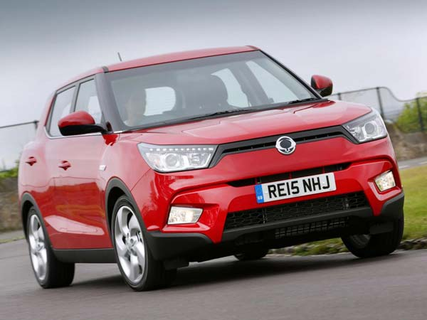 upcoming vehicle launches in india ssanyong tivoli