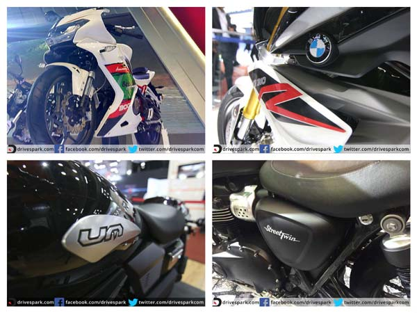 best bikes at auto expo