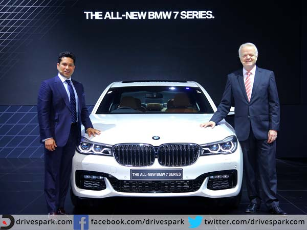 bmw 7 series India launch auto expo