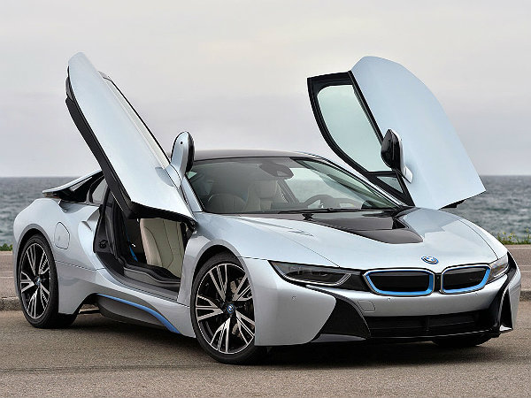 Bmw I8 Sports Hybrid Car Best Selling In The World