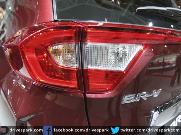honda brv taillight and badge