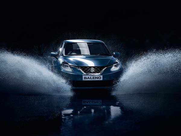 maruti suzuki baleno commences its journey to europe