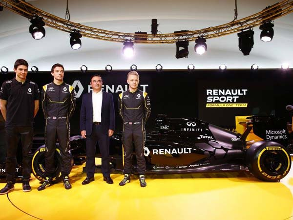 renault f1 2016 livery