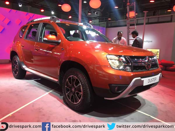 renault duster AMT