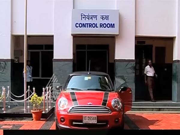 Imported mini cooper seized with smuggled gold inside1