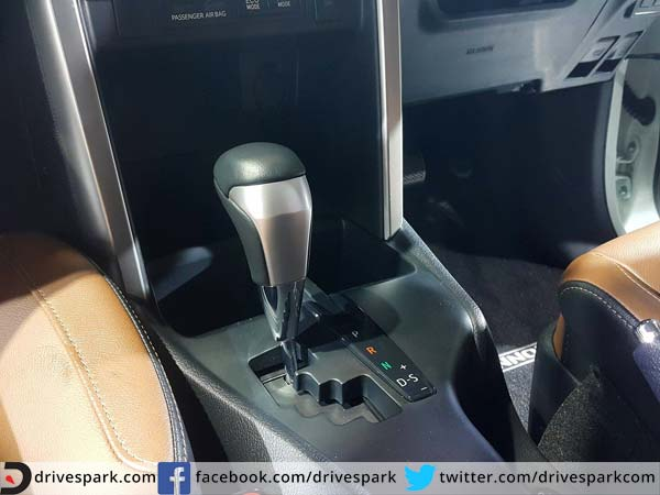 toyota innova crysta 6-speed automatic gearbox