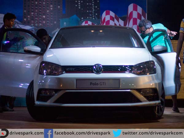 volkswagen polo gti ibw 2016 showcase