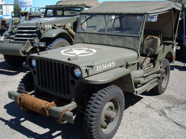 1. The Willys Jeep