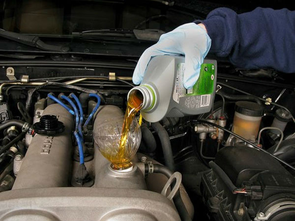6. Engine Oil