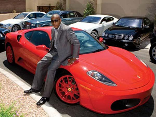 Floyd Mayweather S Car Collection Drivespark