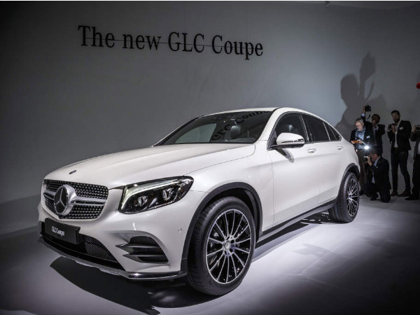 mercedes-benz glc coupe new york auto show