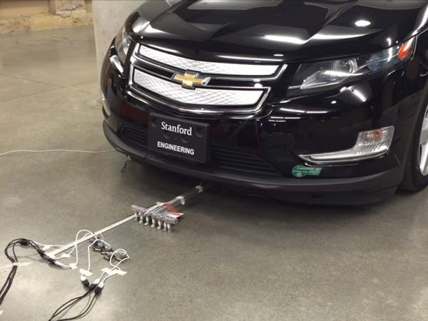 Tiny Robots Manage To Pull A Two Ton Car; But How?