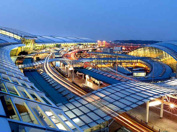 2. Incheon International Airport