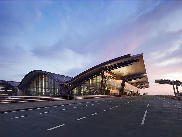 10. Hamad International Airport