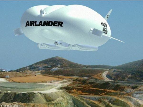 Airlander 10: Interesting Facts About The Largest Flying Aircraft