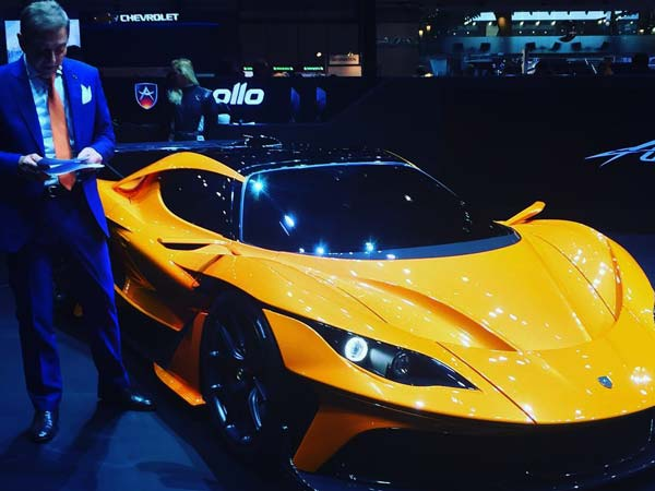 apollo arrow unveiled geneva motor show