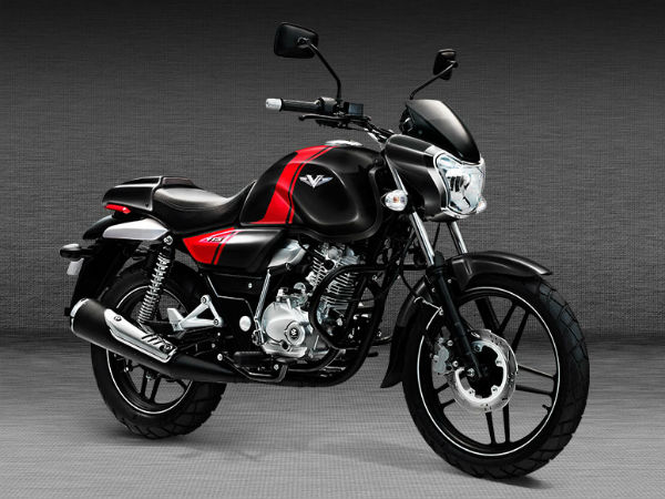 bajaj to use v as a platform to launch several variants