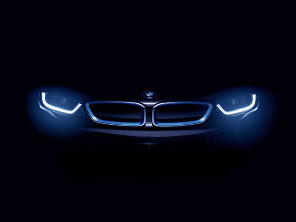 bmw 100th birthday teaser