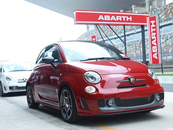 best turbocharged petrol cars in india 2016 fiat abarth 595