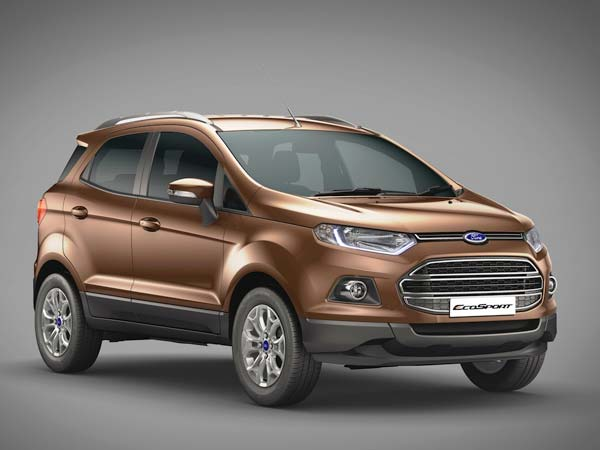 ford ecosport price drop