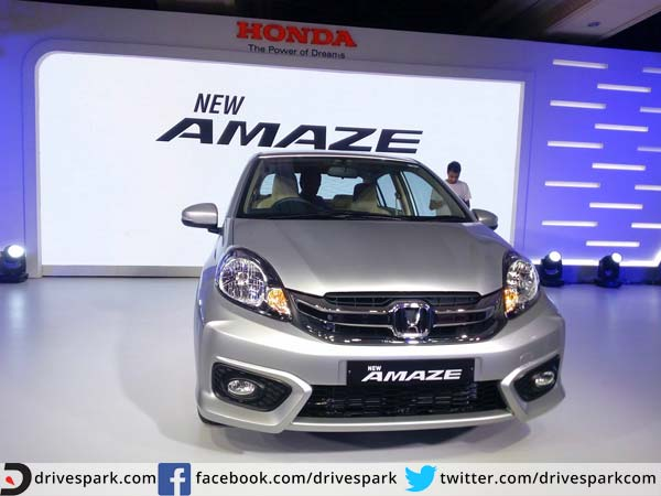 honda amaze 2016 facelift variants in detail