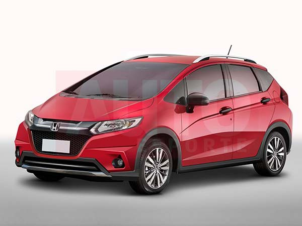 Honda S Jazz Based Crossover May Be Called Wrv