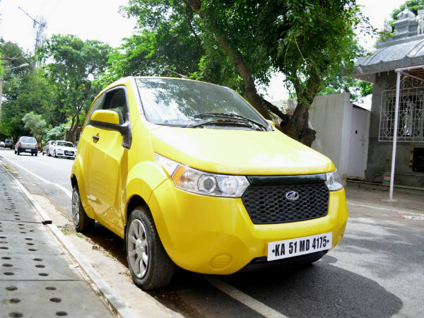 mahindra e2o united kingdom launch