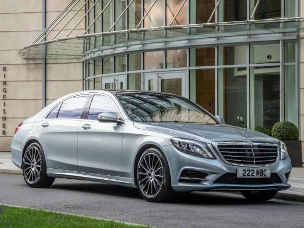 mercedes s500 discontinued