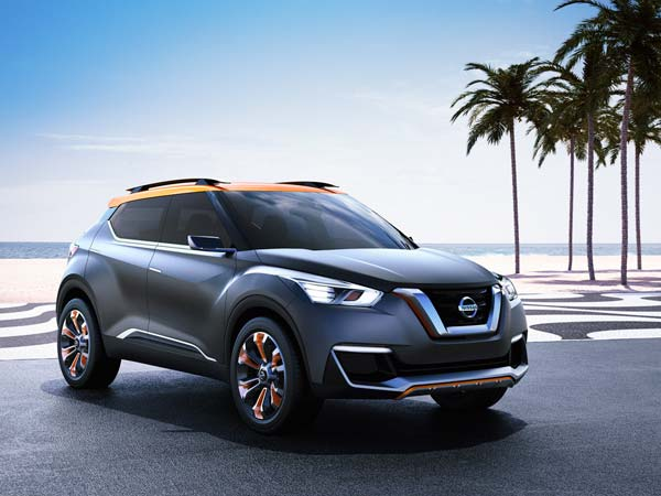 nissan kicks launch at 2016 rio olypmics