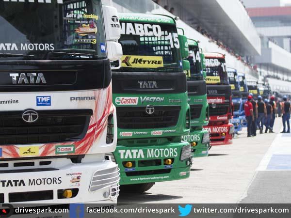 Tata Prima Truck Racing