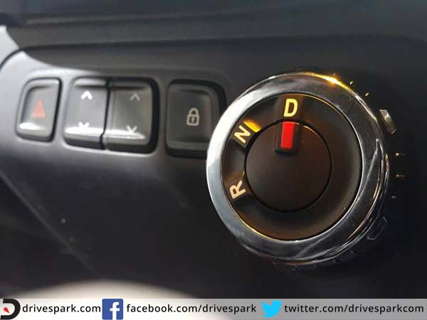 renault kwid easy-r amt transmission dial