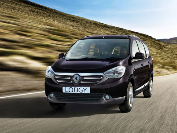 renault lodgy amt and new base variants