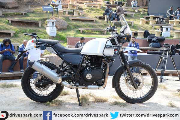 royal enfield himalayan to be launched on 16th march