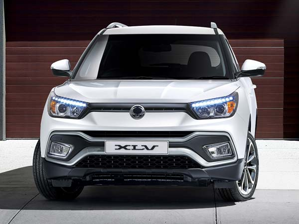 2016 Geneva Motor Show Ssangyong Tivoli Xlv Unveiled Drivespark