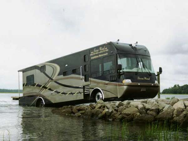 Terra Wind: The Ultimate Coach For The Road Or On Water