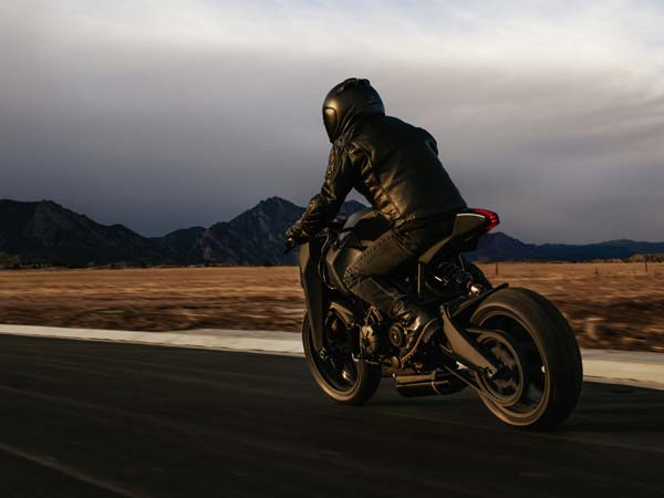What Happens When Gun Makers Make Motorcycles? Meet Ronin 1125R